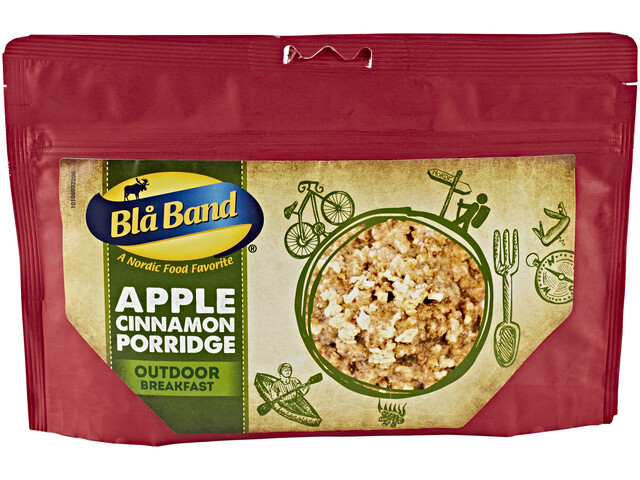 Bla Band Outdoor Breakfast Outdoor Nutrition Apple Cinnamon Porridge 131g